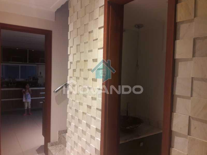 20170407_171636 - Casa no recreio dos Bandeirantes 3 quartos com 260m² - 421 - 12