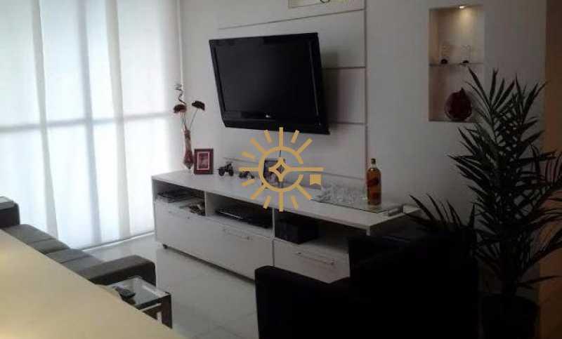 24560 - Apartamento na Barra da Tijuca Parque Rosas- 2 quartos com 94m² - 140B - 6