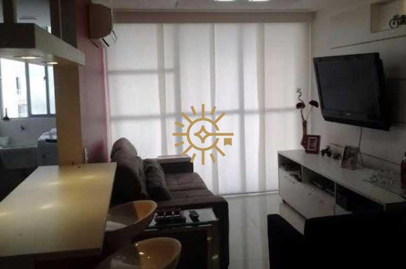 24561 - Apartamento na Barra da Tijuca Parque Rosas- 2 quartos com 94m² - 140B - 7