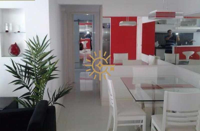 24562 - Apartamento na Barra da Tijuca Parque Rosas- 2 quartos com 94m² - 140B - 4