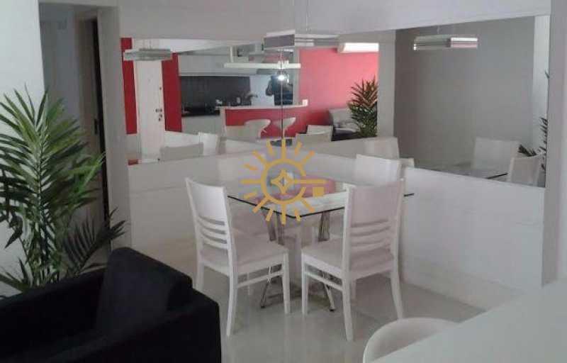 24563 - Apartamento na Barra da Tijuca Parque Rosas- 2 quartos com 94m² - 140B - 5