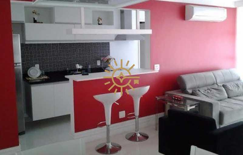 24564 - Apartamento na Barra da Tijuca Parque Rosas- 2 quartos com 94m² - 140B - 3