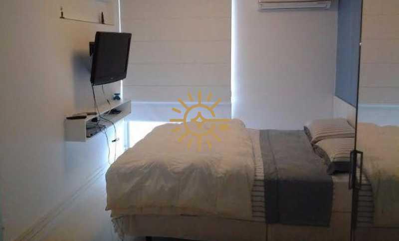 24566 - Apartamento na Barra da Tijuca Parque Rosas- 2 quartos com 94m² - 140B - 8