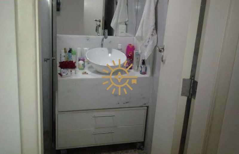24570 - Apartamento na Barra da Tijuca Parque Rosas- 2 quartos com 94m² - 140B - 13