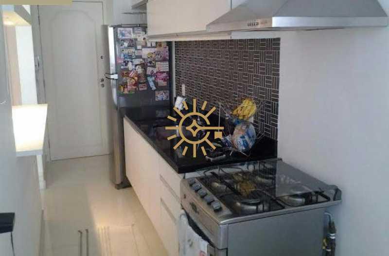 24571 - Apartamento na Barra da Tijuca Parque Rosas- 2 quartos com 94m² - 140B - 9