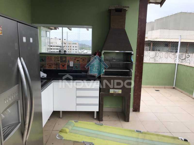4d6dfc50-a94d-4f91-9a7e-456c12 - Apartamento cobertura na Barra da Tijuca-Vitality - 3 quartos com 178m² - 439K - 1