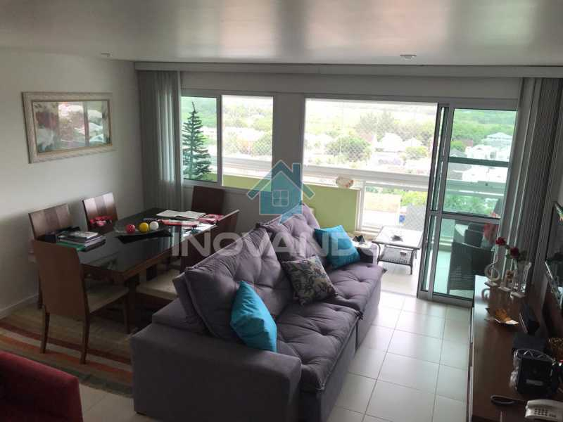 96a1d737-72d5-4bfd-b3eb-3b2009 - Apartamento cobertura na Barra da Tijuca-Vitality - 3 quartos com 178m² - 439K - 7