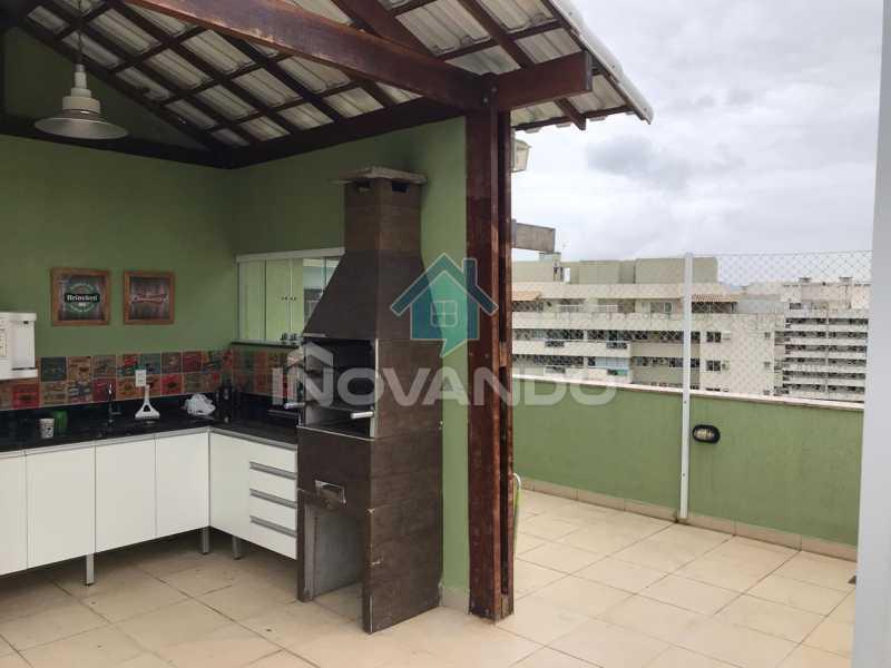 da11798f-2ff7-4c37-8606-9c1aaa - Apartamento cobertura na Barra da Tijuca-Vitality - 3 quartos com 178m² - 439K - 11