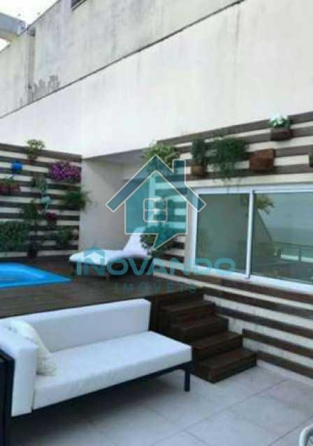 9bd4cb1fd2e1d7fba598c72705ac77 - Apartamento cobertura na Barra da Tijuca-Pedra de Itauna-- 4 quartos com 700m²- - 486K - 7