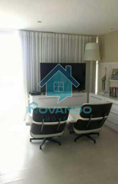 df025b54970c95ccb1982d0cfaf325 - Apartamento cobertura na Barra da Tijuca-Pedra de Itauna-- 4 quartos com 700m²- - 486K - 14