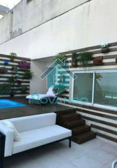 9bd4cb1fd2e1d7fba598c72705ac77 - Apartamento cobertura na Barra da Tijuca-Pedra de Itauna-- 4 quartos com 700m²- - 486K - 19