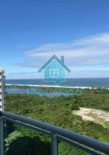 8620d4a3958dfa87001c18871c09e2 - Apartamento cobertura na Barra da Tijuca-Pedra de Itauna-- 4 quartos com 700m²- - 486K - 23