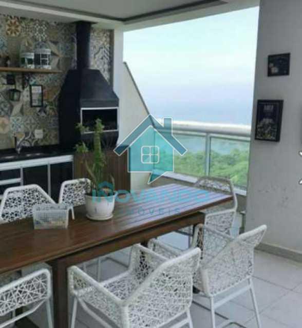 8521320c132e4a946472861af3c466 - Apartamento cobertura na Barra da Tijuca-Pedra de Itauna-- 4 quartos com 700m²- - 486K - 24