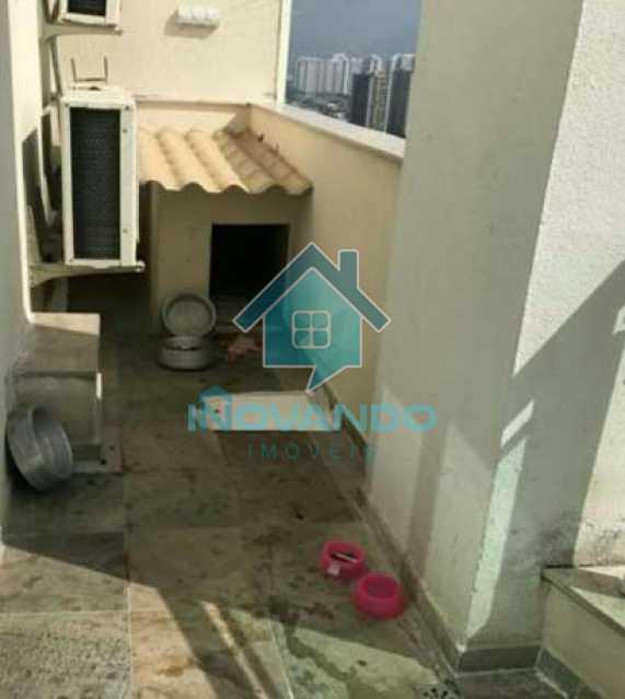 df12ba1de77c5b3dd555e77dbf3bcd - Apartamento cobertura na Barra da Tijuca-Pedra de Itauna-- 4 quartos com 700m²- - 486K - 28
