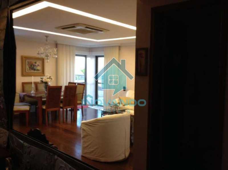 7b96d90621ca0876711bf5e4d05667 - Apartamento cobertura na Barra da Tijuca- Rio2- 3 quartos com 285m² - 501K - 1