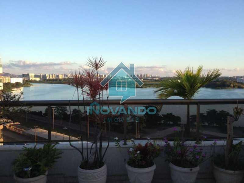 9bf0bfd8c29197c14b6138413415d7 - Apartamento cobertura na Barra da Tijuca- Rio2- 3 quartos com 285m² - 501K - 17
