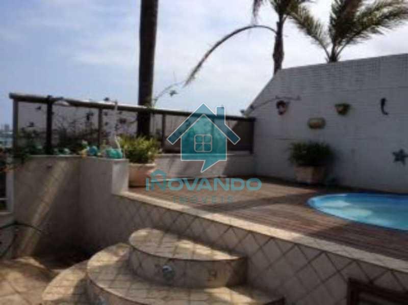 10ae5117041edd3b9838a85a4a7492 - Apartamento cobertura na Barra da Tijuca- Rio2- 3 quartos com 285m² - 501K - 3