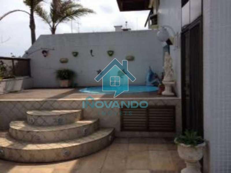 59c98d0f3d0fb0ad662de747f1dd04 - Apartamento cobertura na Barra da Tijuca- Rio2- 3 quartos com 285m² - 501K - 4