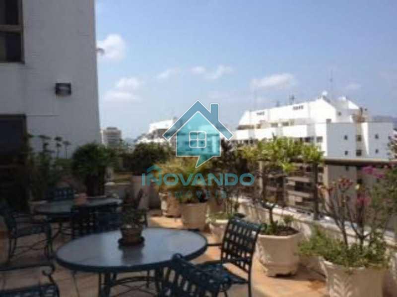 1644c1df76e05296bc78ba01ab2c35 - Apartamento cobertura na Barra da Tijuca- Rio2- 3 quartos com 285m² - 501K - 14