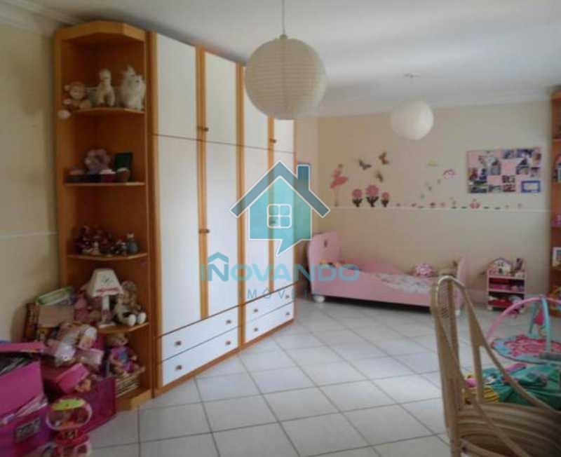 1019441704 - Casa na Barra da Tijuca no condomínio Mansões, 4 quartos com 750m - - 503 - 6