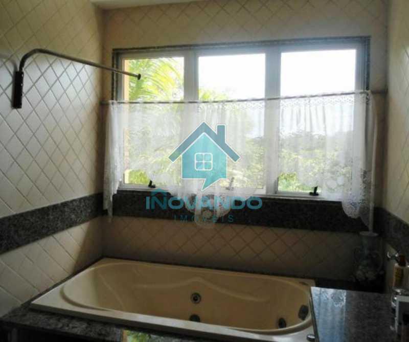 1019441725 - Casa na Barra da Tijuca no condomínio Mansões, 4 quartos com 750m - - 503 - 24