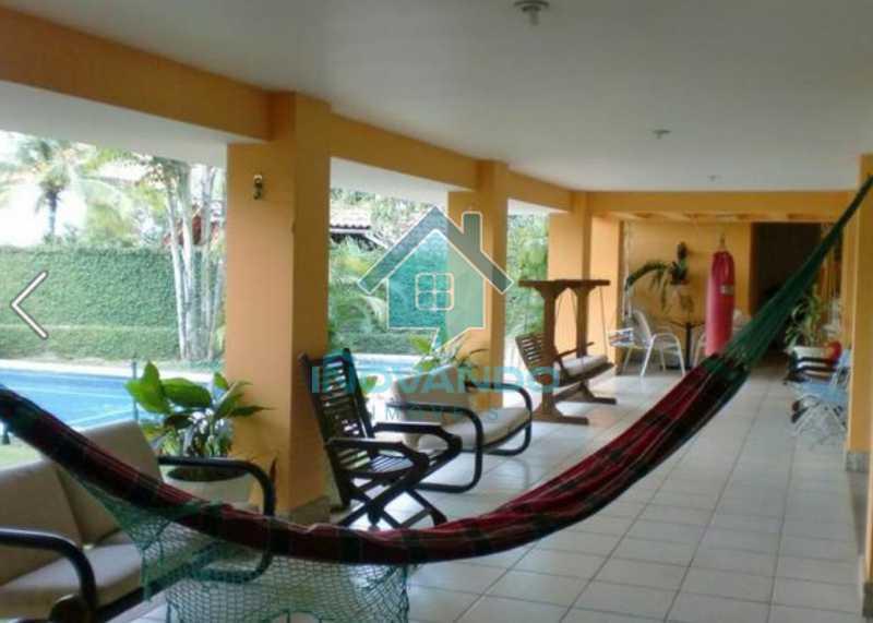 1019441696 - Casa na Barra da Tijuca no condomínio Mansões, 4 quartos com 750m - - 503 - 32