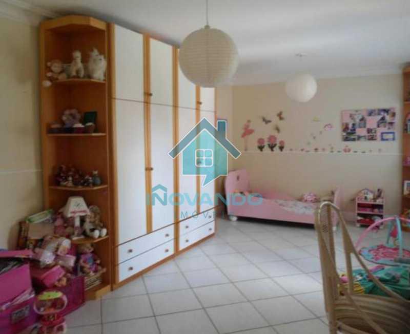 1019441704 - Casa na Barra da Tijuca no condomínio Mansões, 4 quartos com 750m - - 503 - 36
