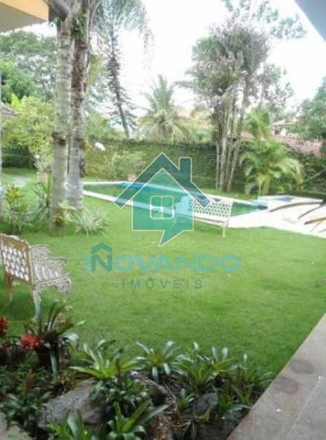 1019441749 - Casa na Barra da Tijuca no condomínio Mansões, 4 quartos com 750m - - 503 - 41