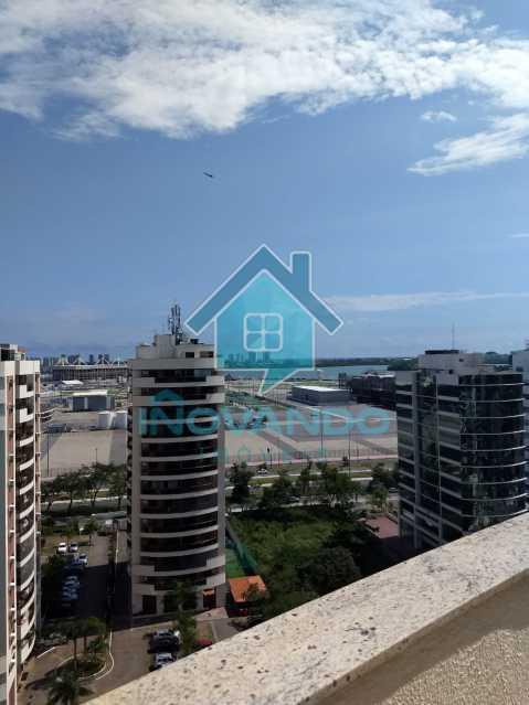 6ac66587-7eda-4cde-ab32-fd9bbc - Apartamento cobertura na Barra da Tijuca -Vllas da Barra- 3 quartos com 140m² - 539K - 23