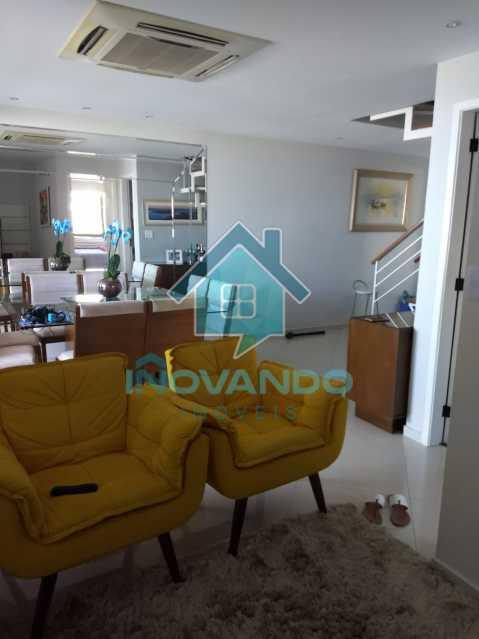d5767dad-910e-48d7-a546-67111f - Apartamento cobertura na Barra da Tijuca -Vllas da Barra- 3 quartos com 140m² - 539K - 3