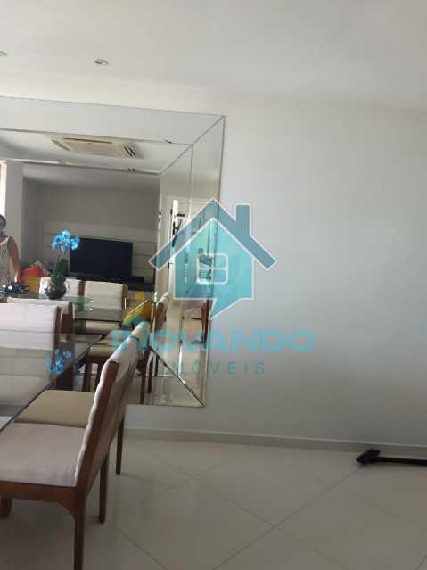 f215d0bb-ca73-417a-9cad-650da6 - Apartamento cobertura na Barra da Tijuca -Vllas da Barra- 3 quartos com 140m² - 539K - 5