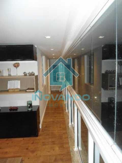 30168 - Apartamento cobertura na Barra da Tijuca Estrelas - 3 quartos com 150m² - - 172K - 15