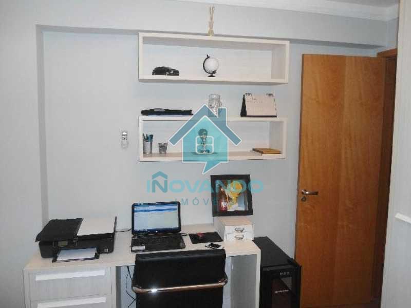 30174 - Apartamento cobertura na Barra da Tijuca Estrelas - 3 quartos com 150m² - - 172K - 21