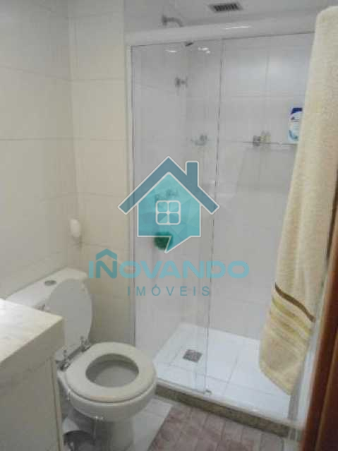30176 - Apartamento cobertura na Barra da Tijuca Estrelas - 3 quartos com 150m² - - 172K - 23