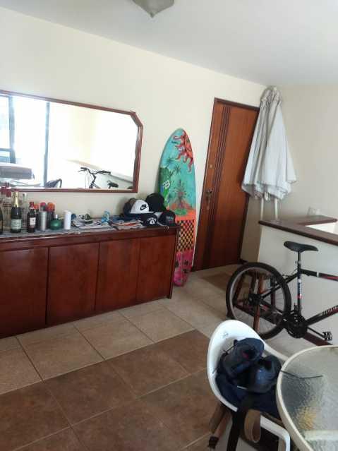 3f31847f-8f98-4936-ba8d-0aeb87 - Apartamento cobertura na Barra da Tijuca LAKE BUENA VISTA - 4 quartos com 255m² - 192K - 13