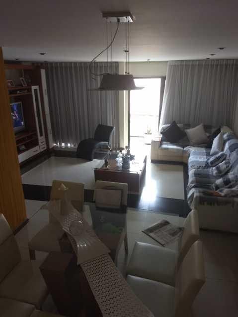 6dbc0a73-36e9-4964-8a8f-71e076 - Apartamento cobertura na Barra da Tijuca LAKE BUENA VISTA - 4 quartos com 255m² - 192K - 3