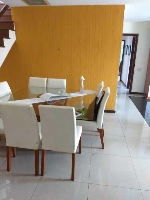 7a09eeff-a248-4912-879f-ea4c10 - Apartamento cobertura na Barra da Tijuca LAKE BUENA VISTA - 4 quartos com 255m² - 192K - 7