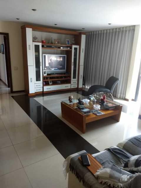 35aab517-d581-48ba-a237-902208 - Apartamento cobertura na Barra da Tijuca LAKE BUENA VISTA - 4 quartos com 255m² - 192K - 6