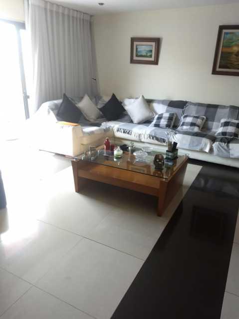 0684a5c2-34f5-4f33-b3d8-bd90b1 - Apartamento cobertura na Barra da Tijuca LAKE BUENA VISTA - 4 quartos com 255m² - 192K - 4