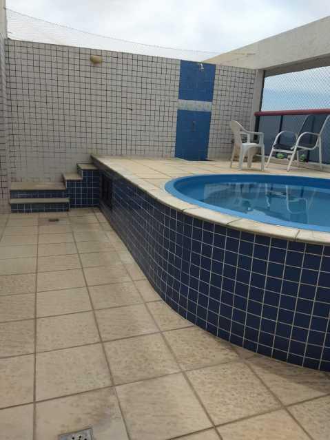 729e5b49-6352-4af7-9d31-c7e2b0 - Apartamento cobertura na Barra da Tijuca LAKE BUENA VISTA - 4 quartos com 255m² - 192K - 20