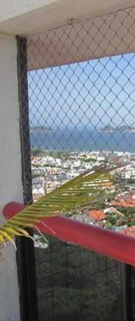 20796 - Apartamento cobertura na Barra da Tijuca LAKE BUENA VISTA - 4 quartos com 255m² - 192K - 21