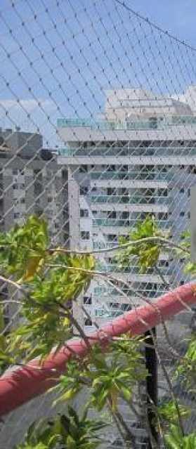20797 - Apartamento cobertura na Barra da Tijuca LAKE BUENA VISTA - 4 quartos com 255m² - 192K - 27