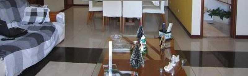 20812 - Apartamento cobertura na Barra da Tijuca LAKE BUENA VISTA - 4 quartos com 255m² - 192K - 9