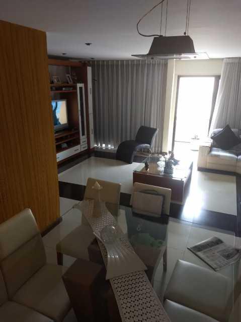 b42a7f86-7c93-4044-96c2-e9a8b9 - Apartamento cobertura na Barra da Tijuca LAKE BUENA VISTA - 4 quartos com 255m² - 192K - 1
