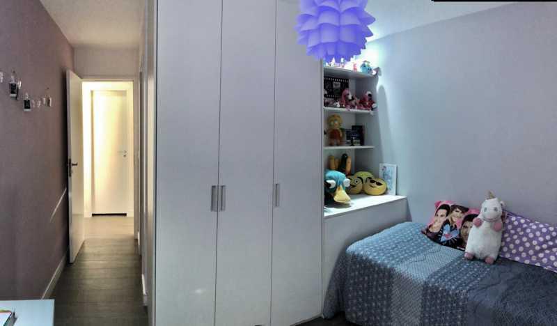 1 - Apartamento na Barra da Tijuca- Península- 2 quartos com 98m² - 595B - 10