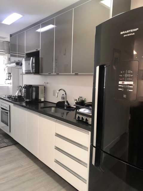 1cb64543-d30c-4b42-8e87-162048 - Apartamento na Barra da Tijuca- Península- 2 quartos com 98m² - 595B - 9