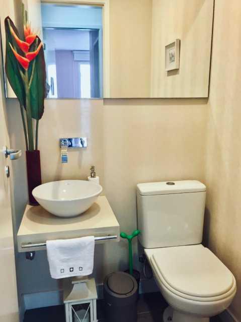 dae82222-17cf-4f04-acbf-739280 - Apartamento na Barra da Tijuca- Península- 2 quartos com 98m² - 595B - 21