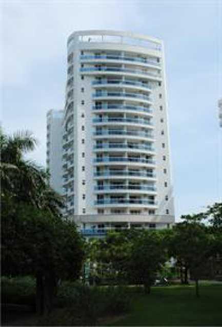 2 - Apartamento na Barra da Tijuca- Península- 2 quartos com 98m² - 595B - 27