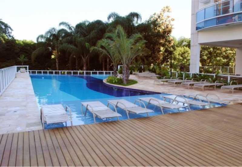 5 - Apartamento na Barra da Tijuca- Península- 2 quartos com 98m² - 595B - 29