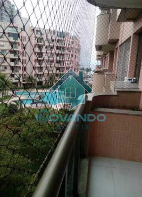 orla6 - Apartamento na Barra da Tijuca - Ocean Drive -1 quartos com 75m²- - 615A - 8